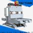 Haiyuan hydraulic foam cutting machine factory for fast food