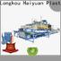 Haiyuan Wholesale semi automatic vacuum forming machine company for fast food box
