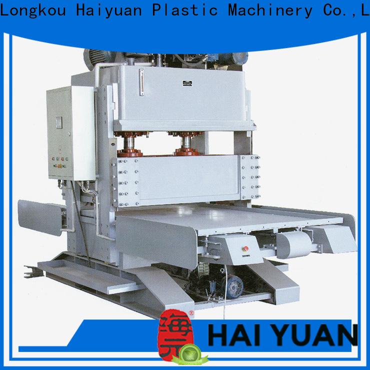 Haiyuan Best foam cutting machines suppliers for food box