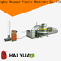 Haiyuan High-quality thermocol plate machine price company for take away food