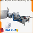 Haiyuan machine melt blown fabric machine price company for fast food