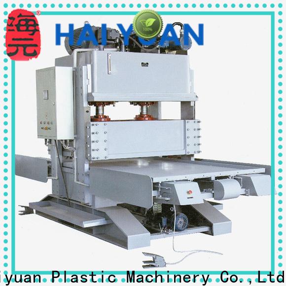 Custom waste foam cutting machine hydraulic suppliers for food box