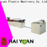 Haiyuan High-quality epe foam pipe machine suppliers for take away food