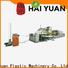 Haiyuan Custom absorbent tray machine company for fast food box