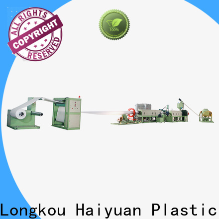 Haiyuan line food container packing machine suppliers for take away food