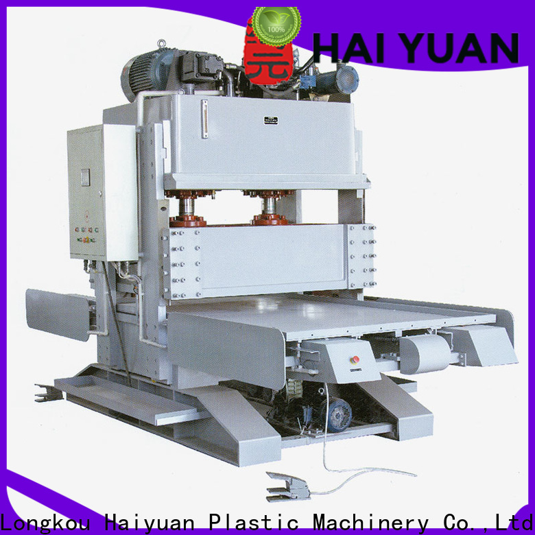 Haiyuan Wholesale foam cutting machine for sale for business for food box