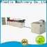 Haiyuan foam epe foam pipe extrusion line supply for fast food box