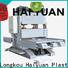 Custom ps foam cutting machine hydraulic supply for fast food box