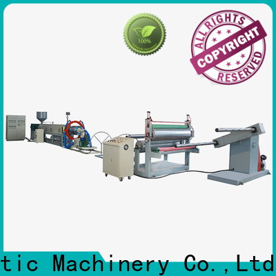 Haiyuan line epe foam machine price supply for fast food