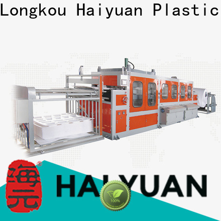 High-quality large vacuum forming machine psp supply for food box