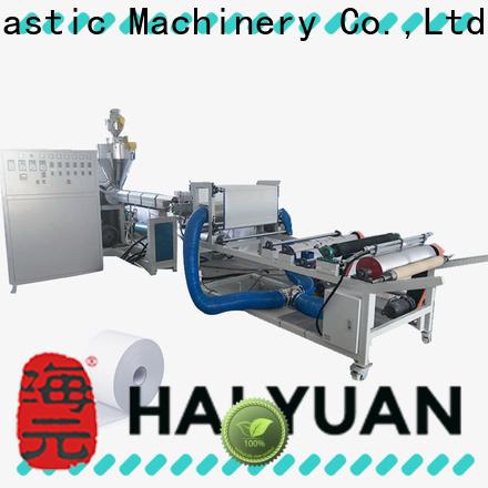 Haiyuan meltblown melt blown fabric machine company for take away food