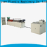 Haiyuan piperodnetextrusion epe foam rod machine manufacturers for food box