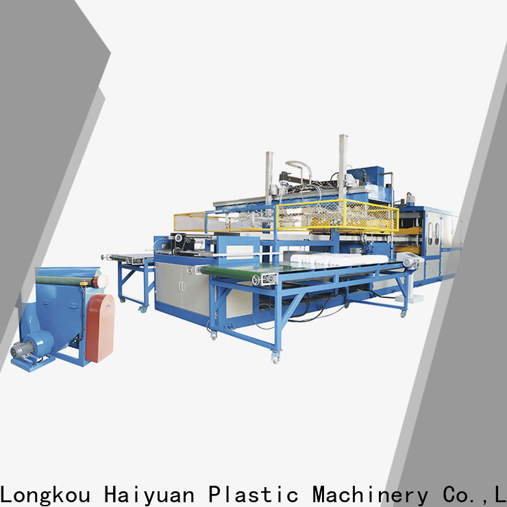 Best best vacuum forming machine fast factory for food box