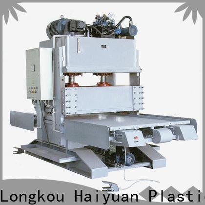 Haiyuan Wholesale foam cutter machine company for fast food box