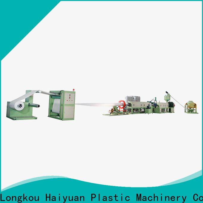 Haiyuan New take away food box making machine manufacturers for fast food