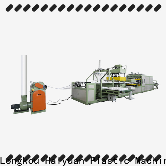 Latest absorbent tray plate machine making suppliers for fast food box