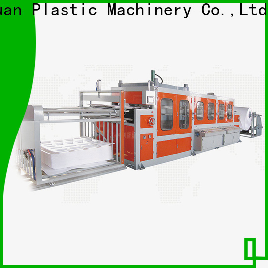 Best foam machinery food supply for take away food