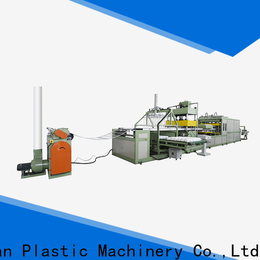 Best absorbent tray making machine making supply for fast food box