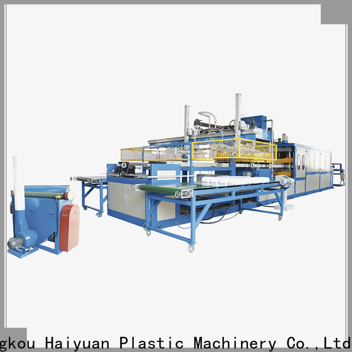 Haiyuan Wholesale buy vacuum forming machine supply for food box