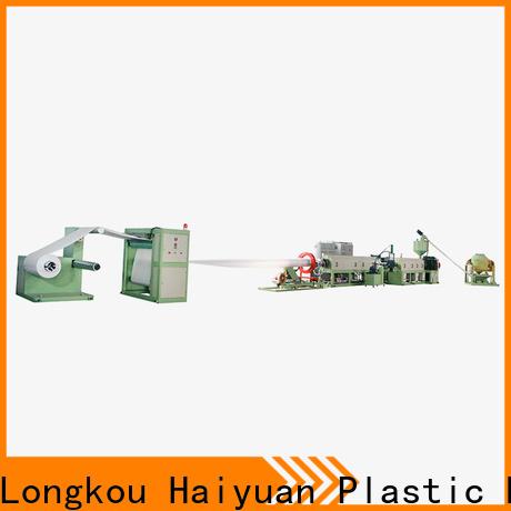 Haiyuan High-quality foam dish machine supply for fast food