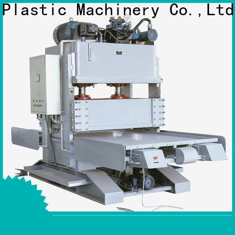 Haiyuan worktables foam cutting machine manufacturers for take away food