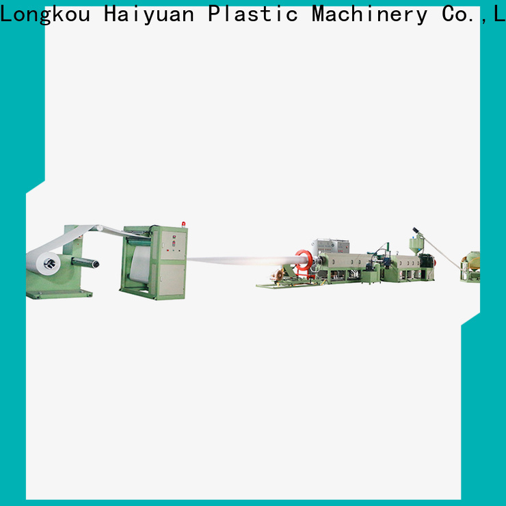 Haiyuan Best foam dish machine for business for fast food box