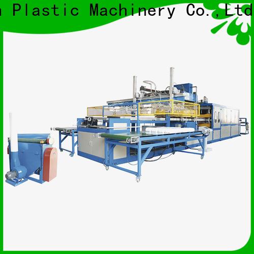 Haiyuan fast vacuum molding machine factory for food box