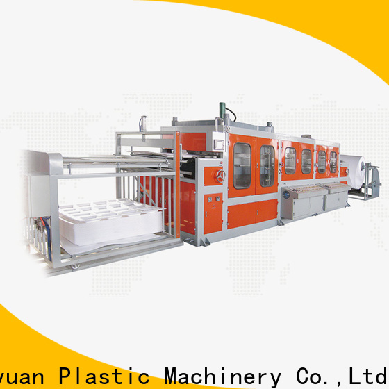 Haiyuan Latest vacuum forming equipment for business for fast food box