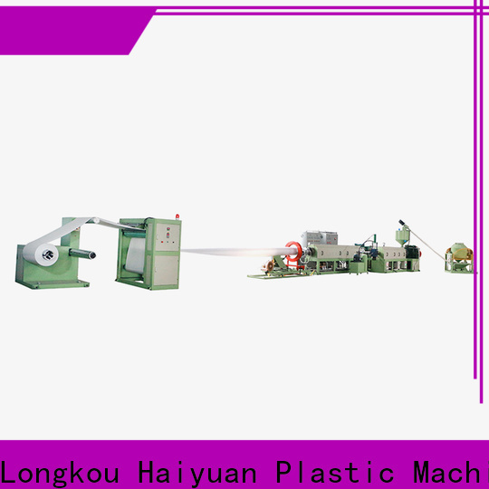Haiyuan ps food box making machine factory for fast food