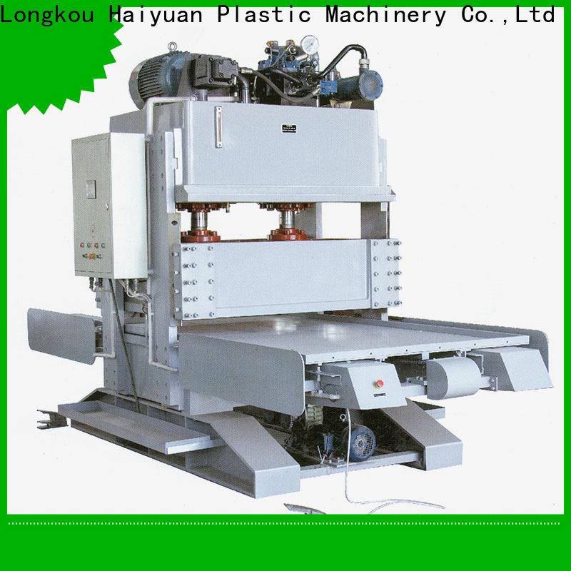 Haiyuan Custom vertical foam cutting machine for business for take away food