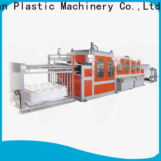 High-quality plastic thermoforming machine fast supply for food box