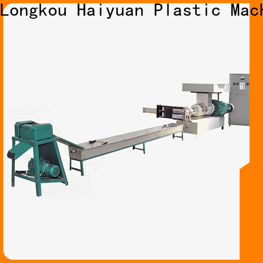 Haiyuan recycling waste recycling machine for business for fast food