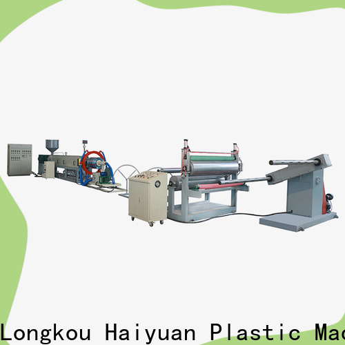 New epe foam cloth machine production supply for take away food