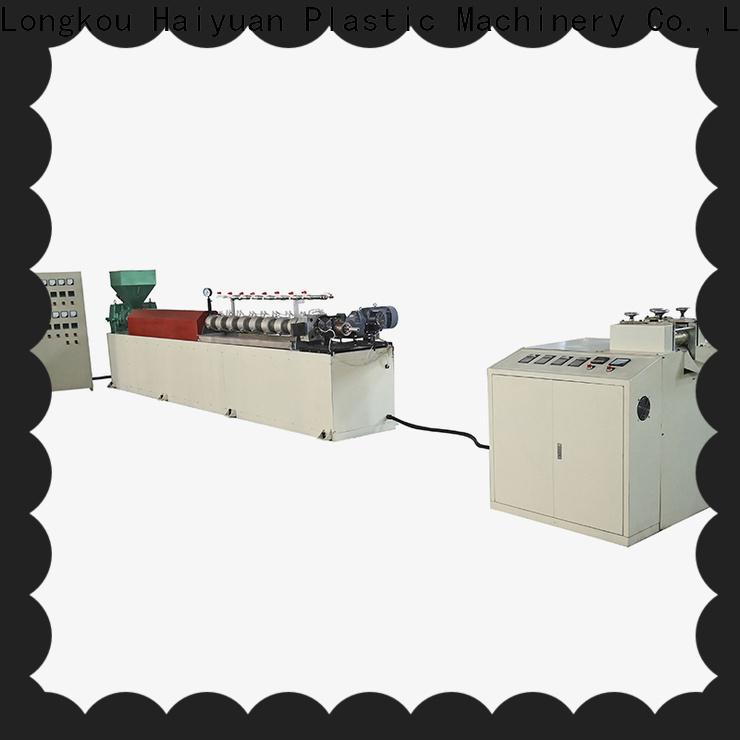 Haiyuan epe epe foam net machine manufacturers for fast food box