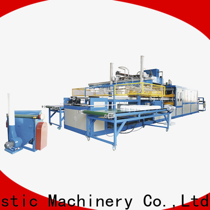 Haiyuan Best plastic thermoforming machine company for fast food