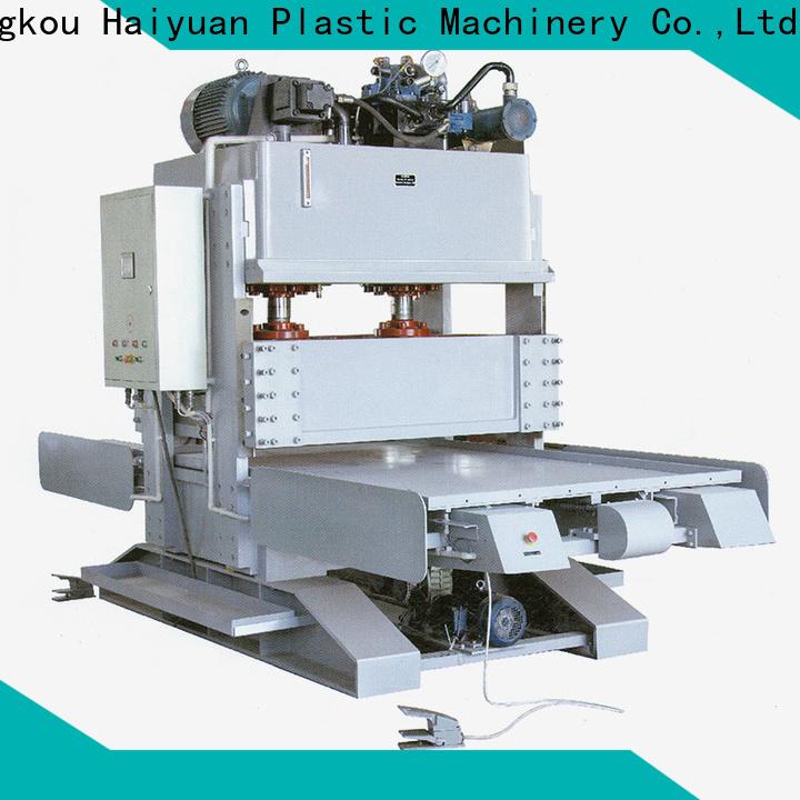 Haiyuan Latest waste foam cutting machine supply for food box