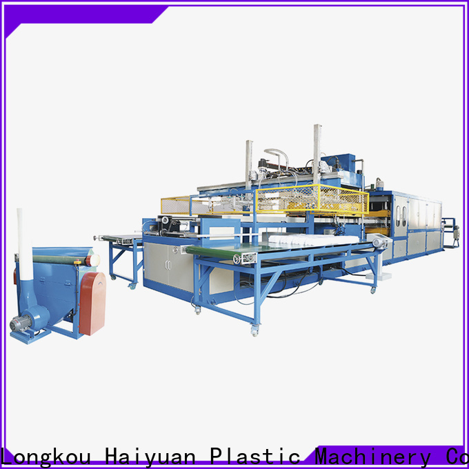 Wholesale vacuum forming machine double manufacturers for food box