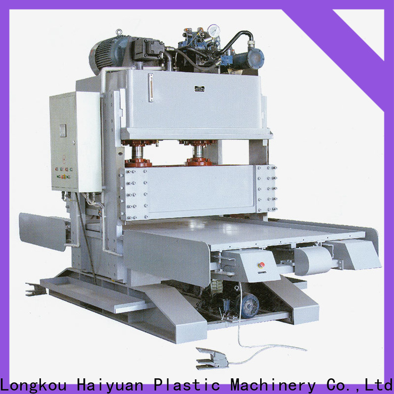 Haiyuan off ps foam machine factory for fast food