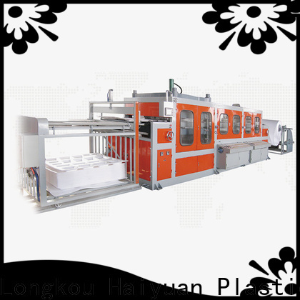 Wholesale vacuum forming machine automatic company for fast food box