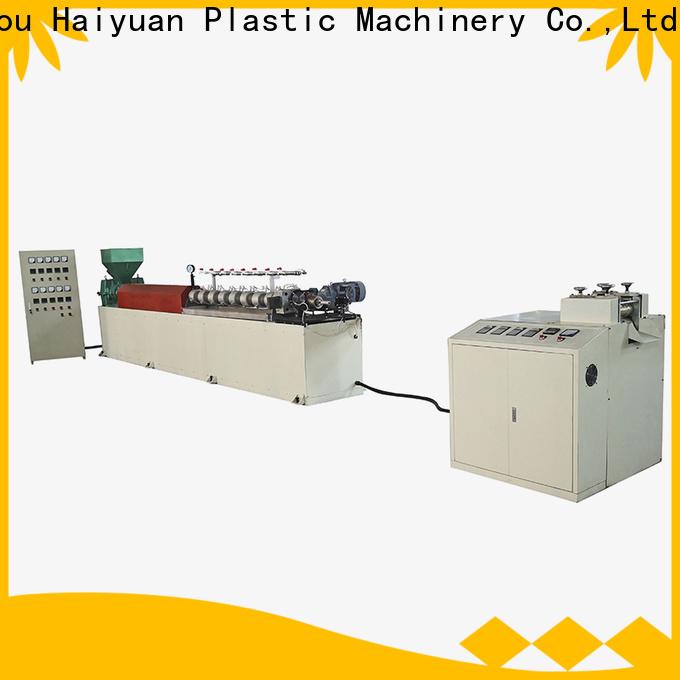Haiyuan foam epe foam net machine company for food box