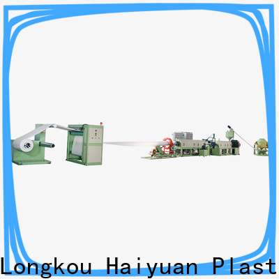 Top ps foam sheet extrusion machine ps supply for fast food
