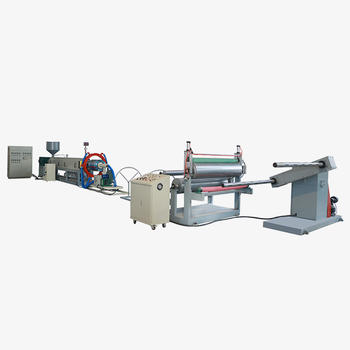 EPE Foam Cloth Production Line, EPE Foam Machine Suppliers